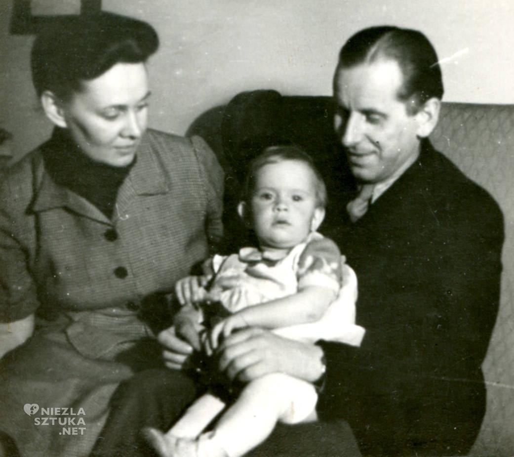Eryk Lipiński, Zuzanna Lipińska, fotografia, archiwum rodzinne, Niezła Sztuka