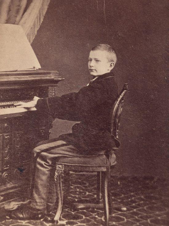 Ignacy Jan Paderewski, dzieciństwo, fotografia, Niezła Sztuka