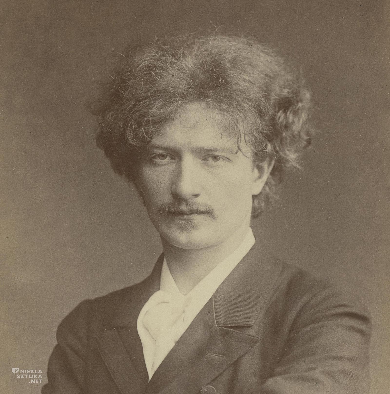 Ignacy Jan Paderewski, fotografia, kompozytor, Niezła Sztuka