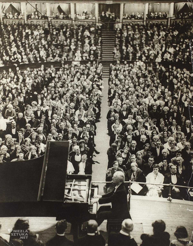 Ignacy Jan Paderewski, Royal Albert Hall, koncert, Londyn, Niezła Sztuka
