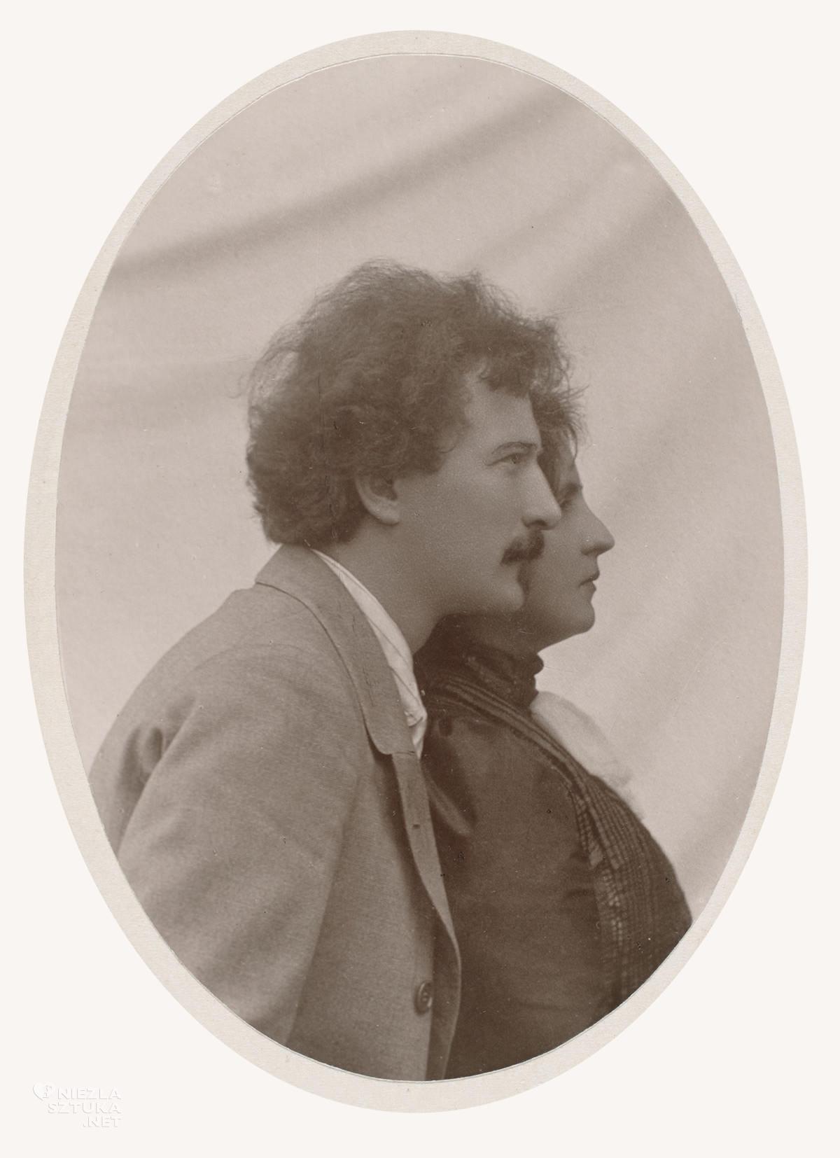 Ignacy Jan Paderewski, Helena Paderewski, fotografia, Niezła Sztuka