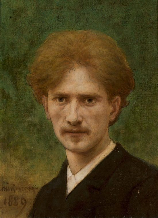 Louis Frédéric Schützenberger, Portret Ignacego Paderewskiego, kompozytor, Niezła Sztuka