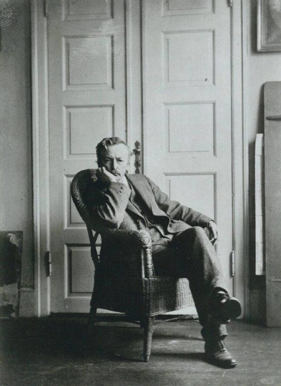 Vilhelm Hammershoi, sztuka skandynawska, sztuka duńska, Niezła Sztuka