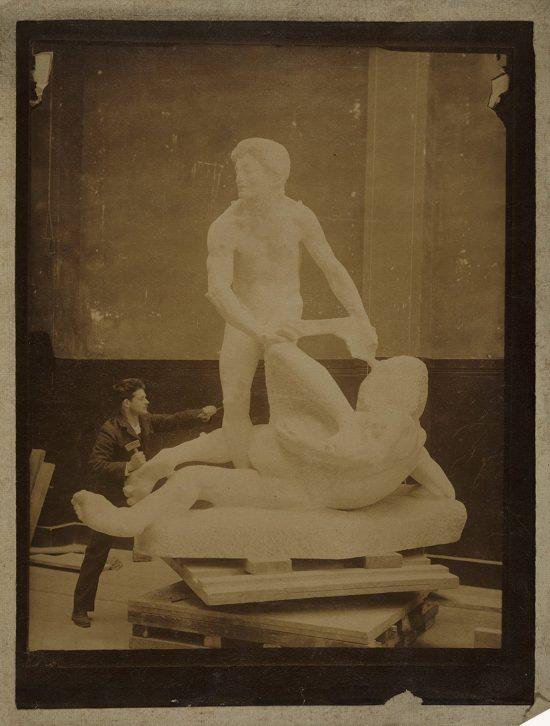 George Grey Barnard, niezła sztuka