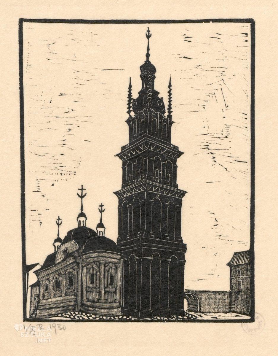 Wiktoria Goryńska, Lwów - cerkiew Wołowska, Niezła Sztuka